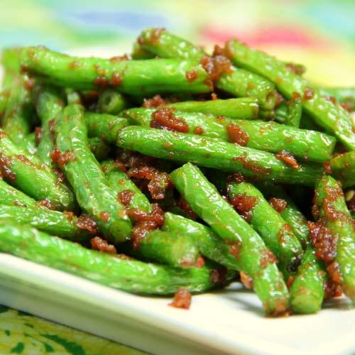 Kacang Pendek Belachan
