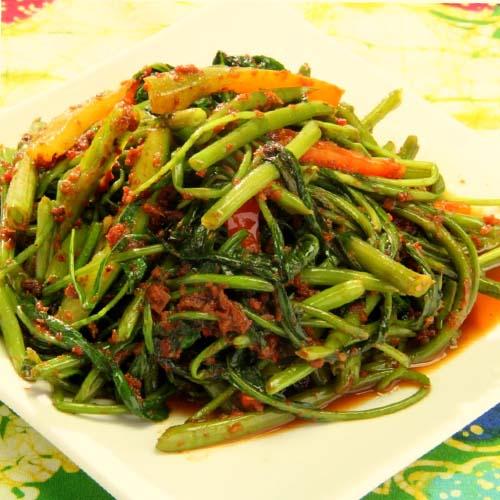 Kangkung Belachan